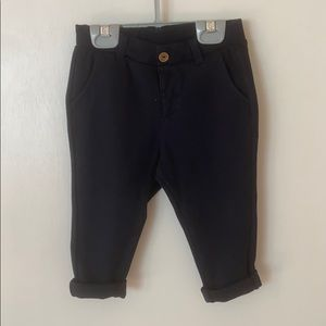 H&M baby pants chinos style